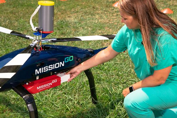 MissionGO Commercial UAV News